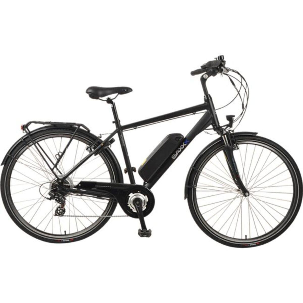 Bild 1 von SAXXX Touring E-Bike schwarz matt