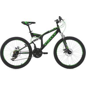 KS Cycling Kinder-Mountainbike 24 Zoll  Fully Xtraxx