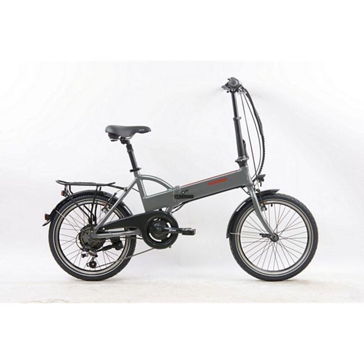 "Bild 1 von Telefunken 20"" Alu Falt E-Bike kompakt F820"