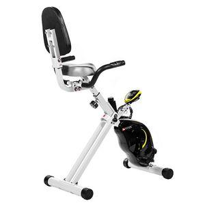 AsVIVA Ergometer Cardio H16 Sport Heimtrainer X-Bike