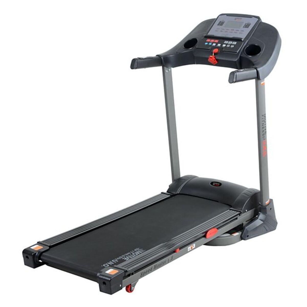 Bild 1 von Motive Fitness by U.N.O. Laufband Speed Master 1.8 grau-schwarz