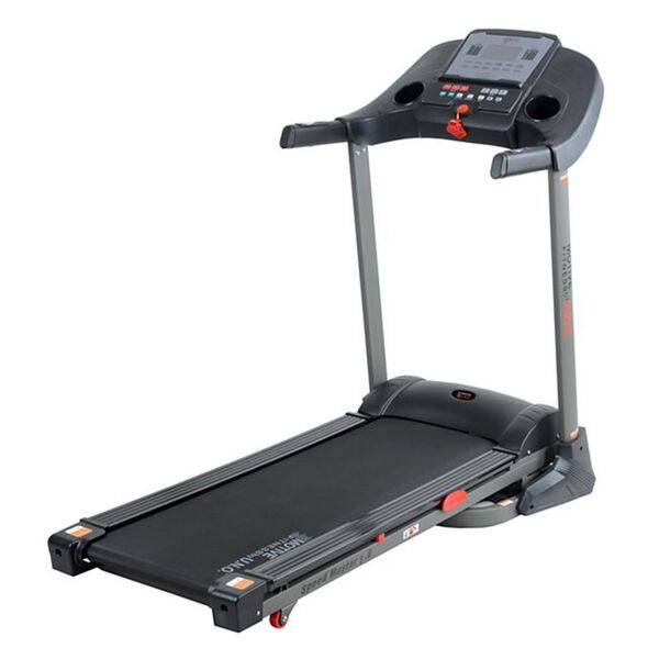 Motive Fitness by U.N.O. Laufband Speed Master 1.8 grau-schwarz