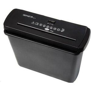 GENIE 106 S Aktenvernichter Papierschredder Papier Schredder Reißwolf Shredder