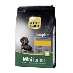 SELECT GOLD Complete Huhn Mini Junior 4kg