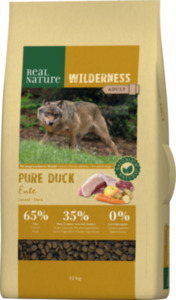 REAL NATURE WILDERNESS Adult Pure Duck 12kg