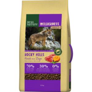 REAL NATURE WILDERNESS Rocky Hills Rind & Ziege 12kg