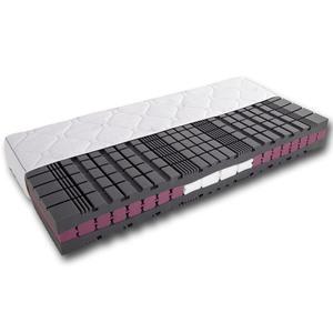 SUPERDREAM Soft Pro 7-Zonen-Komfortschaummatratze (90x200, soft)