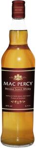 Mac Percy Blended Scotch Whisky 0,7 ltr