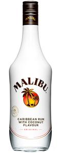 Malibu Original Kokosnusslikör 0,7 ltr