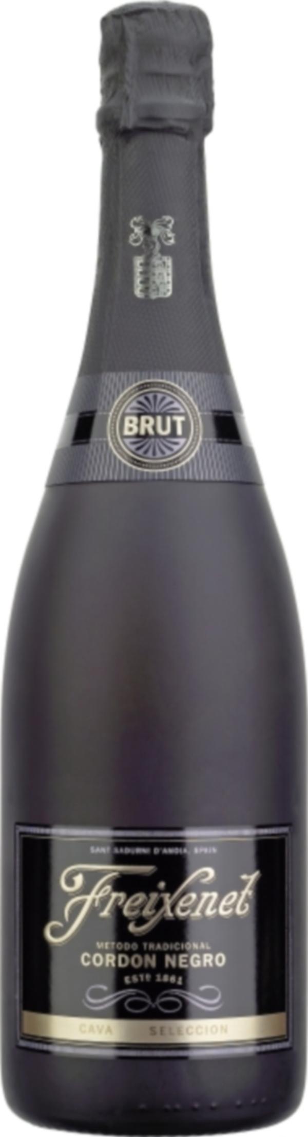 Freixenet Cava Cordon Negro Brut 0,75 ltr