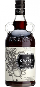 The Kraken Black Spiced Rum 0,7 ltr