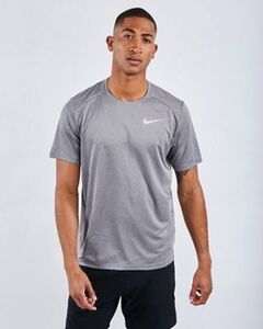 Nike DRI-FIT MILER COOL SHORTSLEEVE TOP - Herren