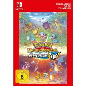 Nintendo Switch: Pokémon Mystery Dungeon: Retterteam DX (Digitaler Download)