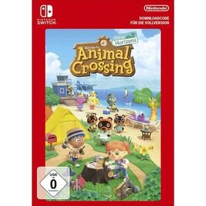 Nintendo Switch: Animal Crossing: New Horizons (Digitaler Download)