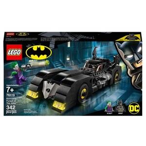 LEGO DC Super Heroes - 76119 Batmobile: Verfolgungsjagd mit dem Joker