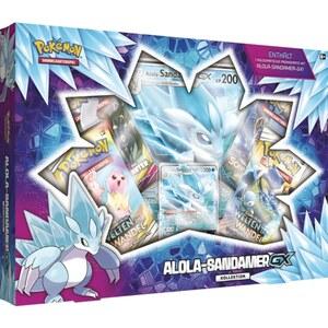 Pokémon Alola Sandamer GX Kollektion