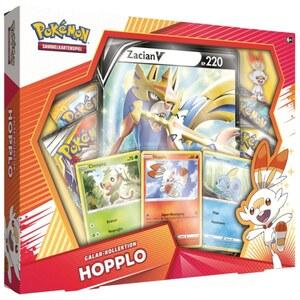 Pokémon Galar Kollektion-Box, sortiert