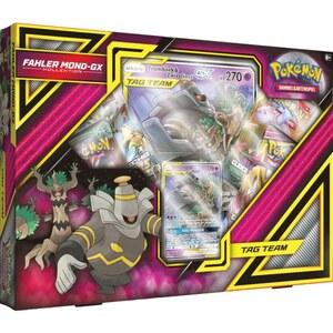 Pokémon Fahler Mond GX Kollektion
