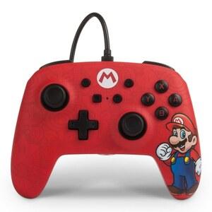 Nintendo - Switch: Controller, Super Mario