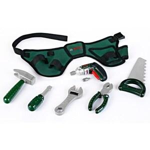 BOSCH Theo Klein - Werkzeuggürtel mit Kinderwerkzeug
