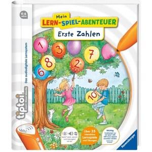Ravensburger - tiptoi Buch: Mein Lern-Spiel-Abenteuer - Erste Zahlen