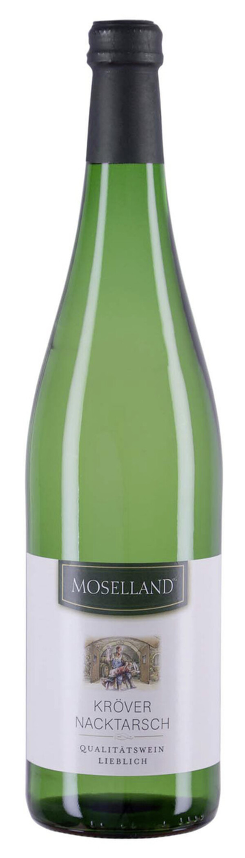 Moselland Kröver Nacktarsch lieblich 0,75 ltr