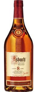 Asbach Privatbrand 8 Jahre mit Geschenkhülle 0,7 ltr