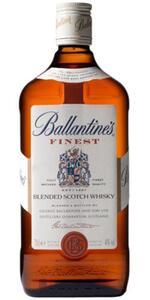 Ballantines Blended Scotch Whisky 0,7 ltr