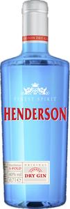 Henderson Original Dry Gin 0,7 ltr