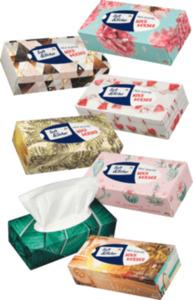 Soft&Sicher Taschentücher Box Design