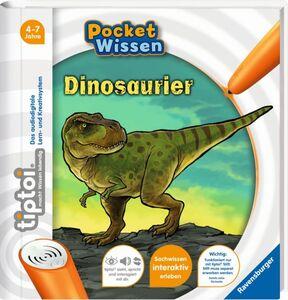 tiptoi® Buch - Pocket Wissen - Dinosaurier