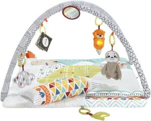 Fisher-Price - Baby Gym Perfect Sense Deluxe