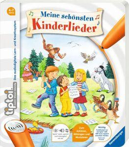 tiptoi® Buch - Meine schönsten Kinderlieder
