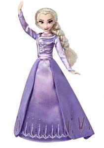 Die Eiskönigin 2 - Deluxe Fashion Elsa - Modepuppe