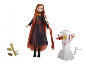 Die Eiskönigin 2 - Flechtspaß Anna