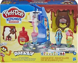 Play-Doh - Eismaschine mit Toppings