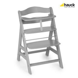 Hauck - Treppenhochstuhl Alpha+ grau