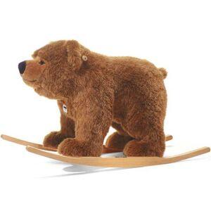 Steiff Urs Reit-Bär, braun meliert
