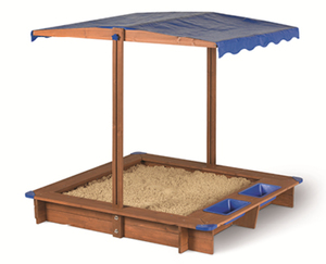 PLAYLAND Sandkasten mit Dach