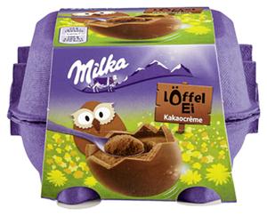 Milka Löffel-Ei