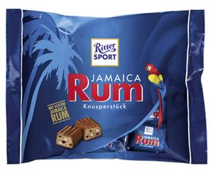 Ritter Sport Jamaica Rum Schokolade