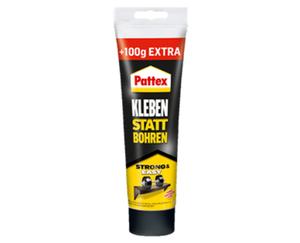Pattex®  Kleben statt Bohren