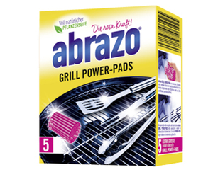 abrazo®  Grill- & Backofen-Reiniger