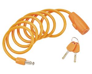 bikemate®  Spiralkabelschloss