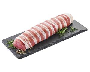 GOURMET Schweinefilet ummantelt mit Speck