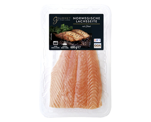 GOURMET Sockeye Wildlachs-Filet