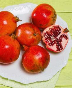 Bio-Granatäpfel