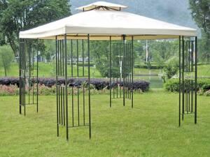 Pavillon AMAZONAS, Stahlgestell Garden Pleasure