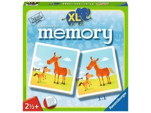 Ravensburger Gesellschaftsspiel memory® XL