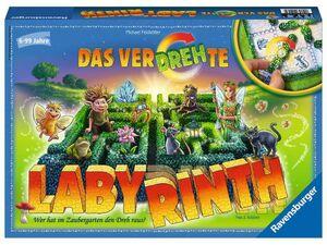 Ravensburger Gesellschaftsspiel Das verdrehte Labyrinth
